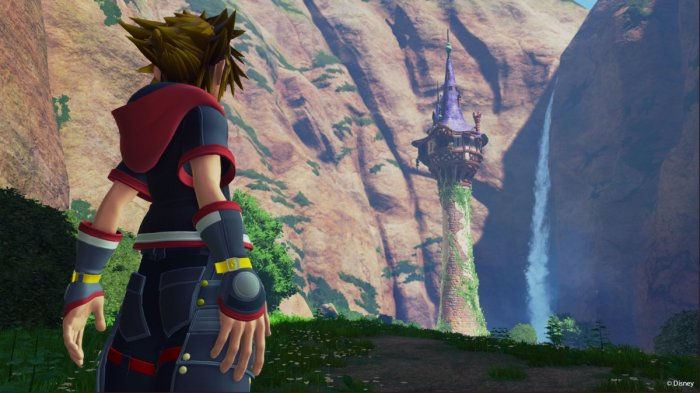 Franchement, il a vraiment l'air beau ce Kingdom Hearts III !