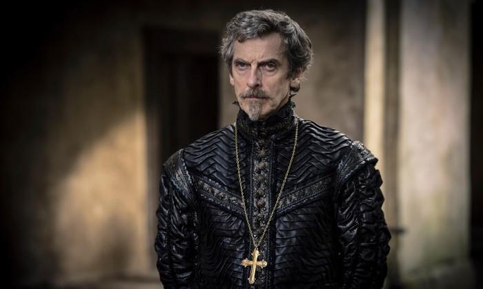 Peter Capaldi est sans aucun doute possible le meilleur Richelieu que j'aie pu voir.