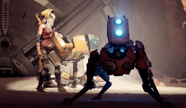 """Une héroïne apparemment assez badass et un compagnon robotique dont le """"cœur"""" peut être placé dans d'autres machines : sur le papier, ReCore peut proposer de belles choses."""