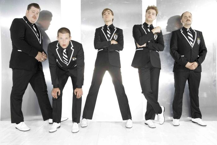 The Hives en 2007.