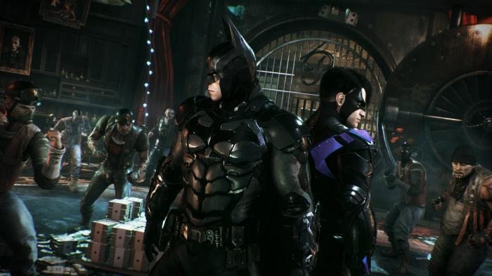 Plutôt que de se limiter à des combats en duo très sympas mais assez banals, on aurait apprécié d'incarner les différents acolytes de Batman dans des missions permettant d'appliquer leurs compétences propres.
