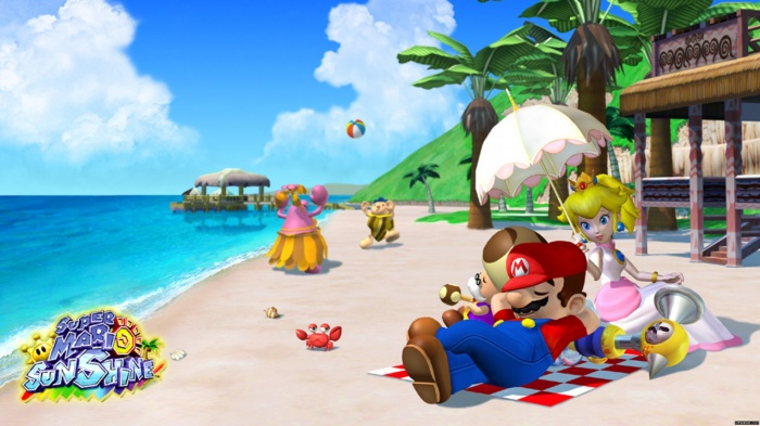 L'Ile Delfino a tout du spot de vacances idéales.