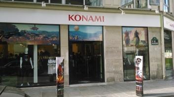 La devanture du Metal Gear Store au 11 de la rue des déchargeurs.