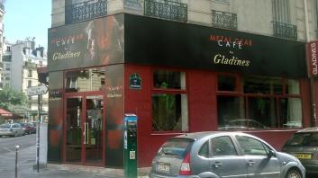 Le café chez Gladines aux couleurs de MGS V.