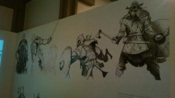 Les vikings de For Honor sont aussi de la partie.