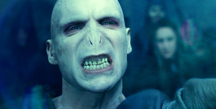 Le retour de Voldemort était très attendu et je crois qu'on ne s'en tire vraiment pas mal.