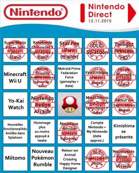 Bingo Nintendo Direct 12-11-15 done