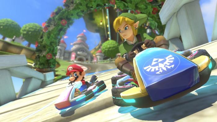 Le meilleur jeu de la Wii U à mon humble avis.