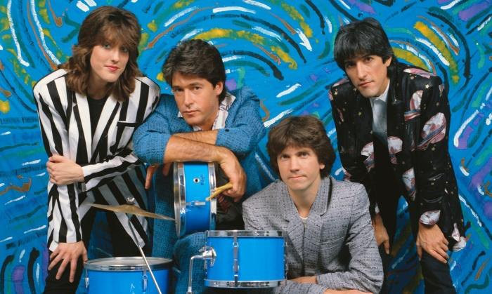 Katrina and The Waves en 1986.