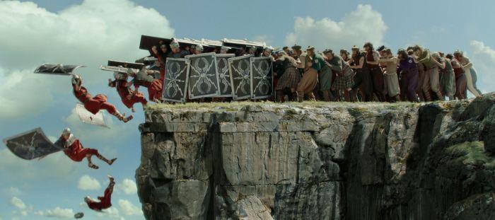 Le film tente bien de multiplier les références mais ça ne fait pas tout.