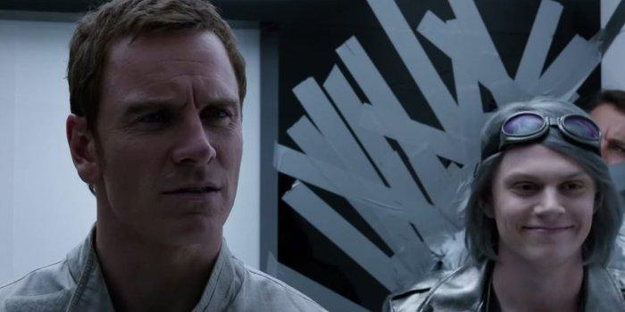 Evan Peters est une très bonne surprise dans le rôle de Vif Argent. Quant à Michael Fassbender en Magneto, c'est évidemment encore et toujours le oui le plus total.