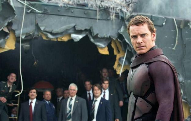 Michael Fassbender en Magneto, c'est un des meilleurs choix de l'ensemble de la licence.