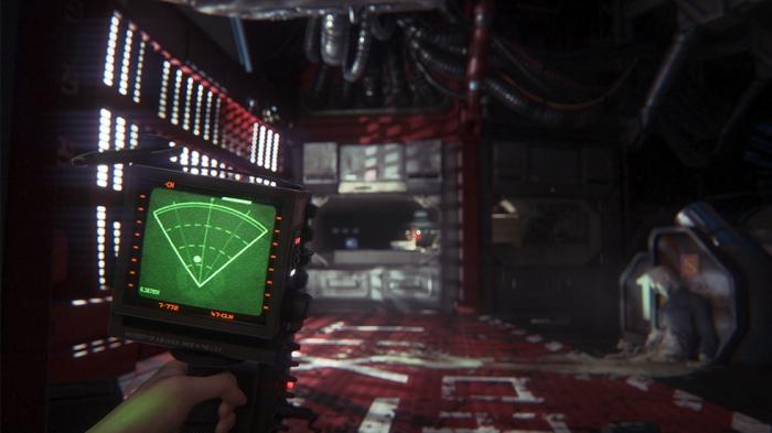 Chose appréciable pour les fans, Alien : Isolation reprend à son compte toute la charte esthétique du premier film, ce qui ne manque pas de lui donner un certain cachet.