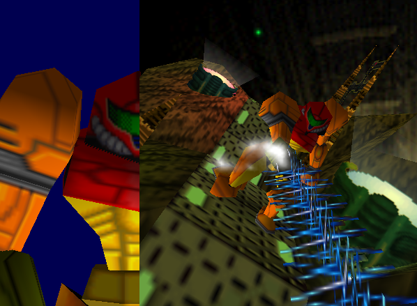 Samus n'aura pas eu droit à son aventure sur Nintendo 64 et aura dû se contenter de son apparition dans Super Smash Bros.