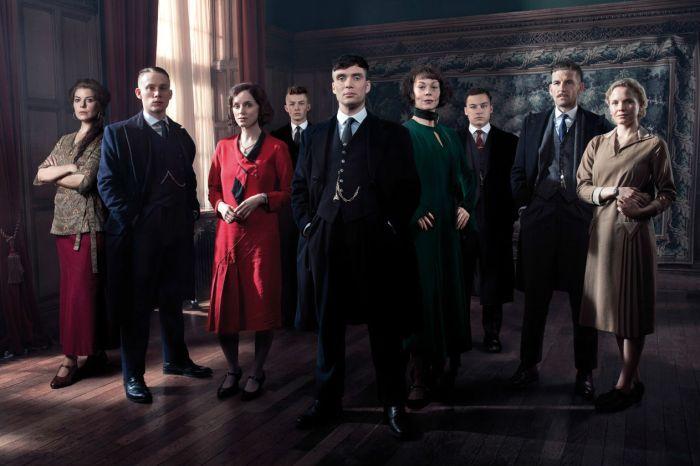 Photo promotionnelle de la saison 2.