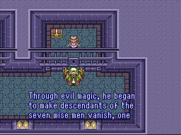 La captivité de la princesse Zelda est récurrente dans la licence.