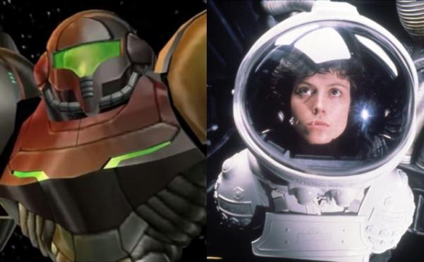 Samus Arant et Ellen Ripley préfigurent bien des choses quant à la place des héroïnes dans le cinéma et le jeu vidéo.