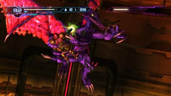 Samus aura affronté de nombreuses créatures excessivement dangereuses, à l'instar de son pire ennemi Ridley.