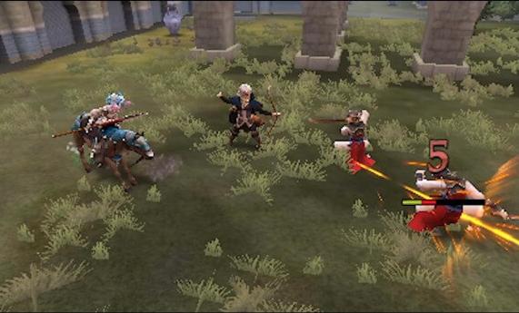 Les duos sont aussi ouverts aux ennemis, ce qui peut donner des combats à 2 contre 2 à l'issue plus incertaine que prévue.