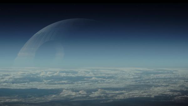 Visuellement, il y a de très très belles choses dans Rogue One.