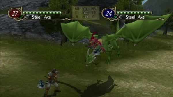 Fire Emblem a toujours été peu mis en avant par des pubs en Europe et en conséquence, certains opus (comme ici Radiant Dawn sur Wii) ont acquis une vraie reconnaissance a posteriori et se vendent aujourd'hui pour des prix parfois ahurissants.
