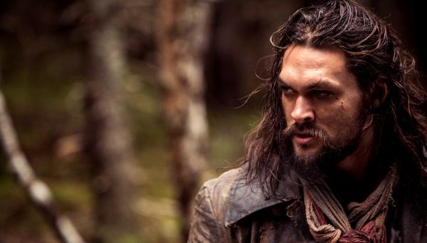 Campé par Jason Momoa, Declan Harp est le personnage principal de Frontier, à défaut d'en être le héros.