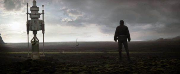 Mais le mieux dans Rogue One, je me dis que ça reste peut-être sa photographie.