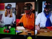 Teemew est un programme de coworking à base de VR pour rompre la distance.