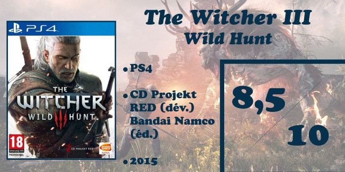 Synthèse The Witcher 3